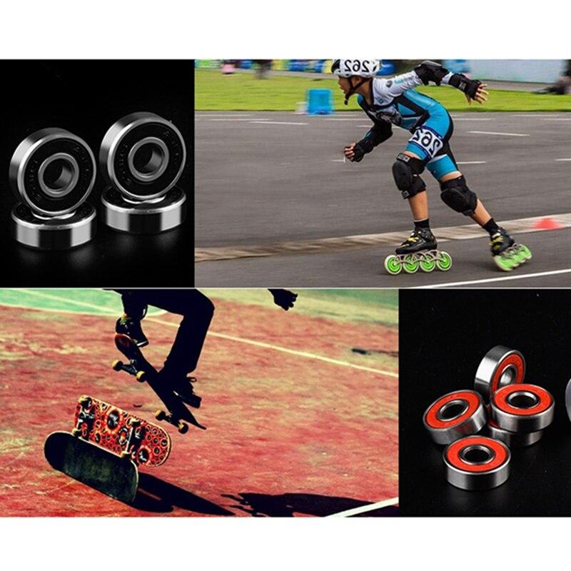 Roller Skateboard Longboard Skate Bearing Roller Suitable For Skateboard Scooter Accessories LQ6506