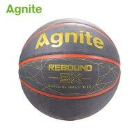 Agnite F1159 Rubber Basketball Children Adult Entertainment Fitness Basketball Particle Non slip