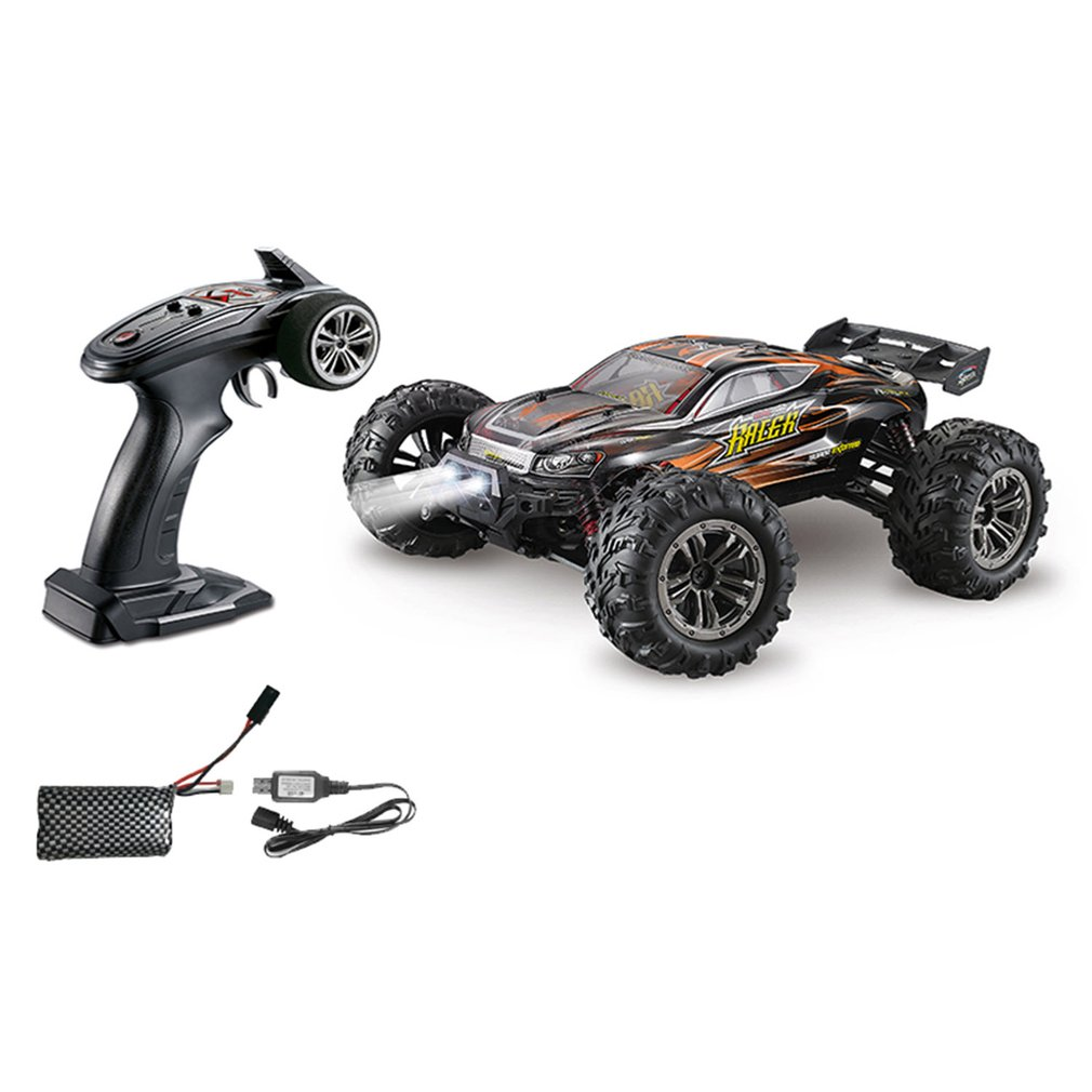 2019 NEW Q903 1:16 RC Car 4WD Motors Driving Desert Truck Brushless Drive Bigfoot Remote Control Car Model Off-Road Vehicle Toy