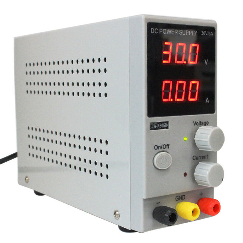 Alimentation cc 60V 3A Mini affichage numérique réglable laboratoire Circuit intégré régulé alimentation à découpage