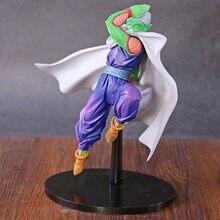 Super guerreiro piccolo collectible pvc figura dbz estatueta modelo de brinquedo