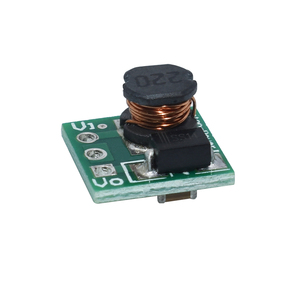 Image 3 - WAVGAT 0.9 5V do 5V DC DC Step Up moduł zasilania napięcie doładowania płyta konwertera 1.5V 1.8V 2.5V 3V 3.3V 3.7V 4.2V do 5V