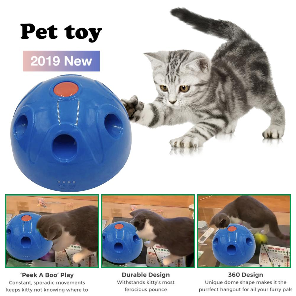 Hot New Cat Toy Pop Play Pet Toy Ball POP N PLAY Cat Scratching Device Funny Training Cat Toys For Cat Sharpen Claw Pet Supplies
