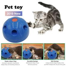 Hot New Cat Toy Pop Play Pet Ball POP N PLAY Scratching Device Funny Training Toys For Sharpen Claw Supplies