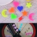 Горячая Распродажа 36 шт. велосипед колесо пластиковой лопаткой спиц из бисера дети Дети клип Цветной украшения Аксессуары для велосипеда
