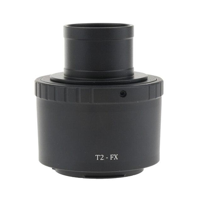 FX הר מצלמות T2 טבעת 1.25 טלסקופ הר צינור מתאם עבור Fuji X T1