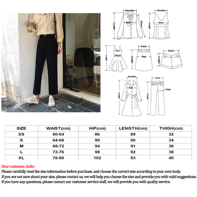Disweet Jeans Women Elastic High Waist Loose Jeans Casual Womens Wide Leg Trousers Students Denim Fashion Harajuku Pants 6