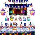 277 шт./лот у нас тема роскошный набор посуды шляпы для вечеринки по случаю Дня рождения воздушные шары тарелки чашки украсить мальчиков накл...