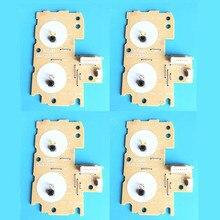 Pwb da placa de circuito da cue do jogo de 4 pces dwx 3339 dwx3339 para a versão amarela do nexo do pioneiro cdj 2000