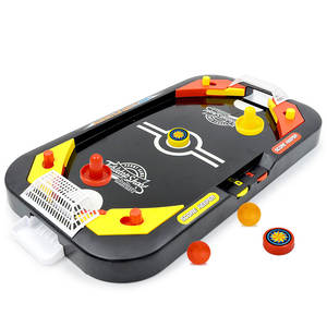 Interactive-Toy Table Hockey-Game Battle Desktop Mini Kids Children Ice 2-In-1 Gift Leisure
