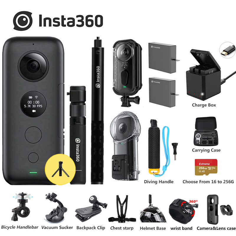 Top Waterproof Venture Case Protective Shell for Insta360 ONE X Sports Camera UK