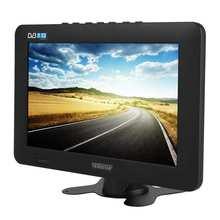 Mini TV Television Leadstar dvb-T2 Digital-Tv 9inch Car 1080P Surrounding Tv-Stereo High-Sensitivity