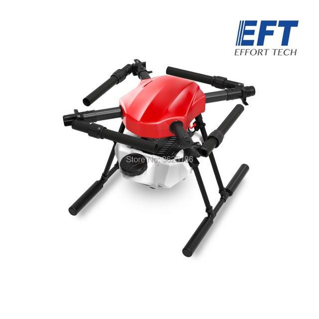EFT E410S E416S الزراعية رذاذ بدون طيار الإطار 40 مللي متر قطر الأنابيب حزام هواية ث ing X9 نظام الطاقة 5