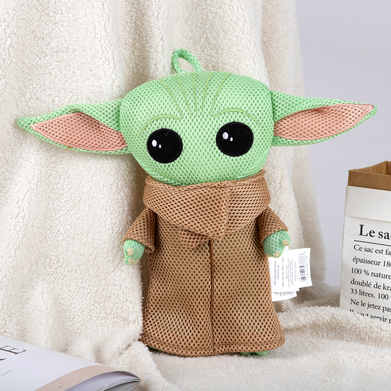 New Baby Yoda Stuffed Toys  Star Wars 9 Grogu Plush Toy Cute Cartoon Anime Baby Yoda Plush toys for Children