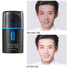50ml creme para o rosto masculino corretivo acne marcas bb creme masculino cor natural luz maquiagem refrescante fundação hidratante tslm1
