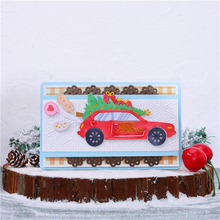 Eastshape Car Christmas Tree Dies Metal Cutting Dies New 2019 for Card Making Scrapbooking Dies Embossing Cuts Craft Dies inlovearts christmas dies tree metal cutting dies new 2019 for card making scrapbooking embossing album craft frame die cuts