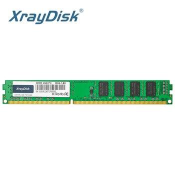 XrayDisk DDR3 8GB 4GB Memory 1600Mhz  240pin 1.5V Desktop ram dimm kingspec ddr3 ram memory ddr3 4gb 8gb 1600 mhz for desktop pc ddr3 memoria ram ddr3 8gb 4gb