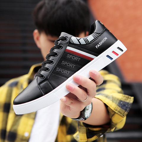 2019 Spring White Shoes Men Shoes Mens Casual Shoes Fashion Sneakers Street Cool Man Footwear Zapatos De Hombre Tenis Masculino Karachi