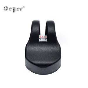 Image 3 - Ceyes Car Styling Protect ABS Auto Door Lock Stopper Limiting Cover Case For Kia Rio 4 Cerato Sportage Forte Sorento Soul Buckle