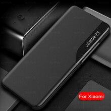 360 Magnetic Adsorption Flip Phone Case For Xiaomi Mi Poco F3 M3 X3 NFC Case Soft Back Cover on Xiomi Xaomi Poko F3 PocoF3 Armor