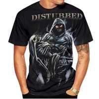 New Fashion  summer for Women/men 3D Print Disturbed t shirt