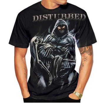 New Fashion  summer for Women/men 3D Print Disturbed t shirt