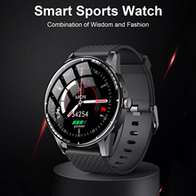 2021 Smart Watches Men Women Waterproof Bluetooth Blood Pressure Heart Rate Monitor Fitness SmartWatch for iOS Android
