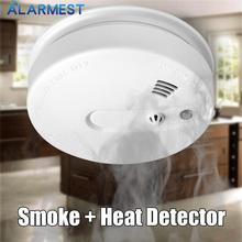 Smoke Sensor Can Detect And Heat Alarm All For your Home Security Best In Market