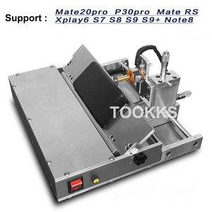 Image 1 - For Samsung  Huawei  Middle Frame Separator Cutter Machine LCD Screen Bezel Dismantle Frame Removal  Machine With Moulds