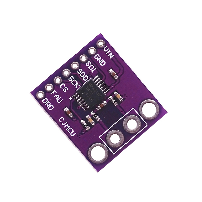 FFYY-Max31856 Cjmcu Thermocouple Module High Precision Development Board A/D Converter Universal Type