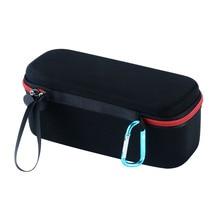 Koruyucu çanta taşınabilir EVA pratik seyahat file çanta fermuar saklama kutusu toz geçirmez Bluetooth hoparlör Anker SoundCore Pro