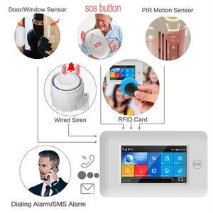 Image 5 - Wireless Tasto di SOS Pulsante Di Emergenza per chiedere aiuto Gsm Sistema di Allarme Tasto di SOS per Emergenza