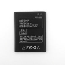 NEW Original 3000mAh BL222 Battery For lenovo BL222 High Quality Battery + Tracking Number