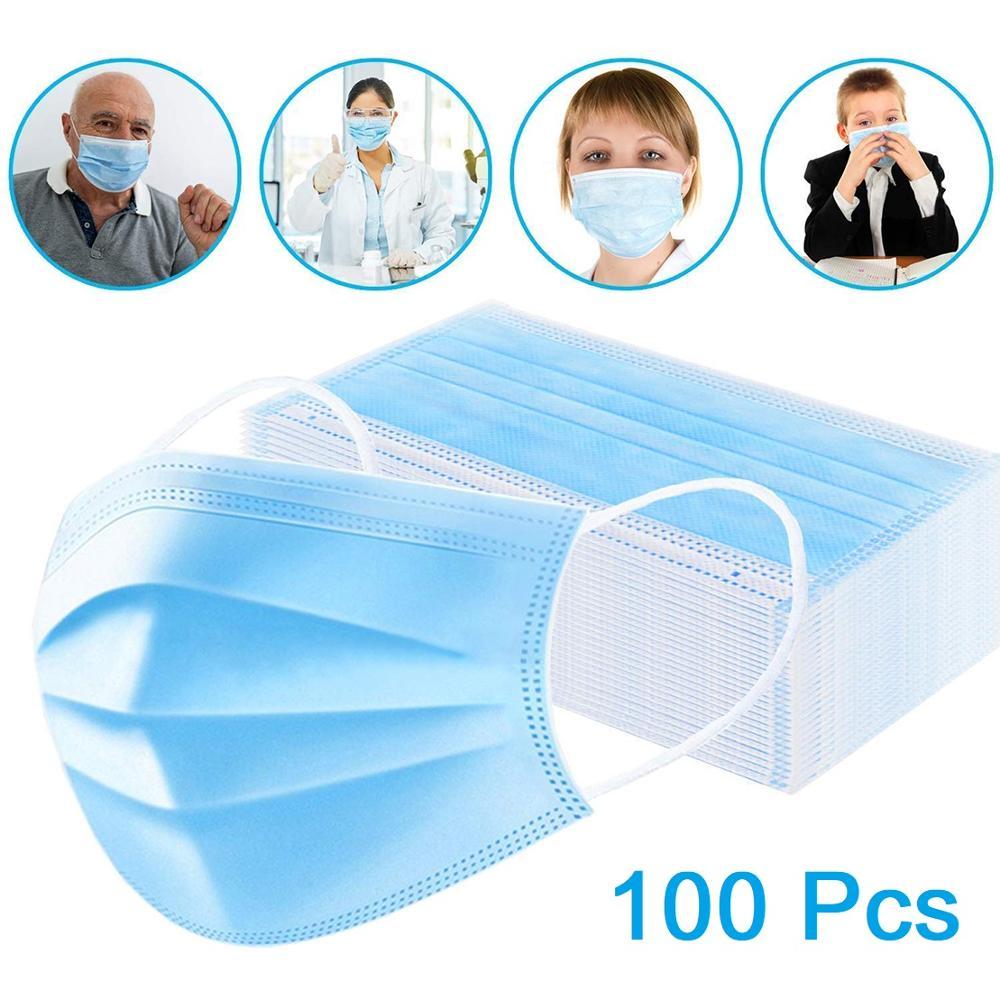 Face Mask Maski  Tapabocas Riutilizzabili Mascaras Faciais Gripe Masque Coronavirus Mascarillas De Proteccion