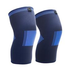 1 Pair Knee Support Professional Protective Sports Knee Pad Breathable Bandage Knee Brace Basketball Tennis Cycling woolen windproof cold proof knee pad off white pair set