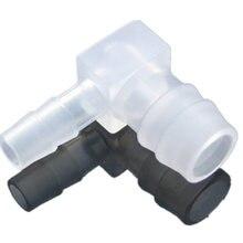 5 шт пластиковые редукторы колено 24 мм 32 6 8 10 12 14