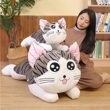 6 стилей плюшевые игрушки кошки чучело мягкая кукла кошка чучела