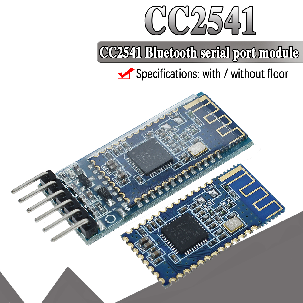 At-09 android ios ble 4.0 módulo bluetooth para arduino cc2540 cc2541 ble serial módulo sem fio compatível HM-10 HM-11