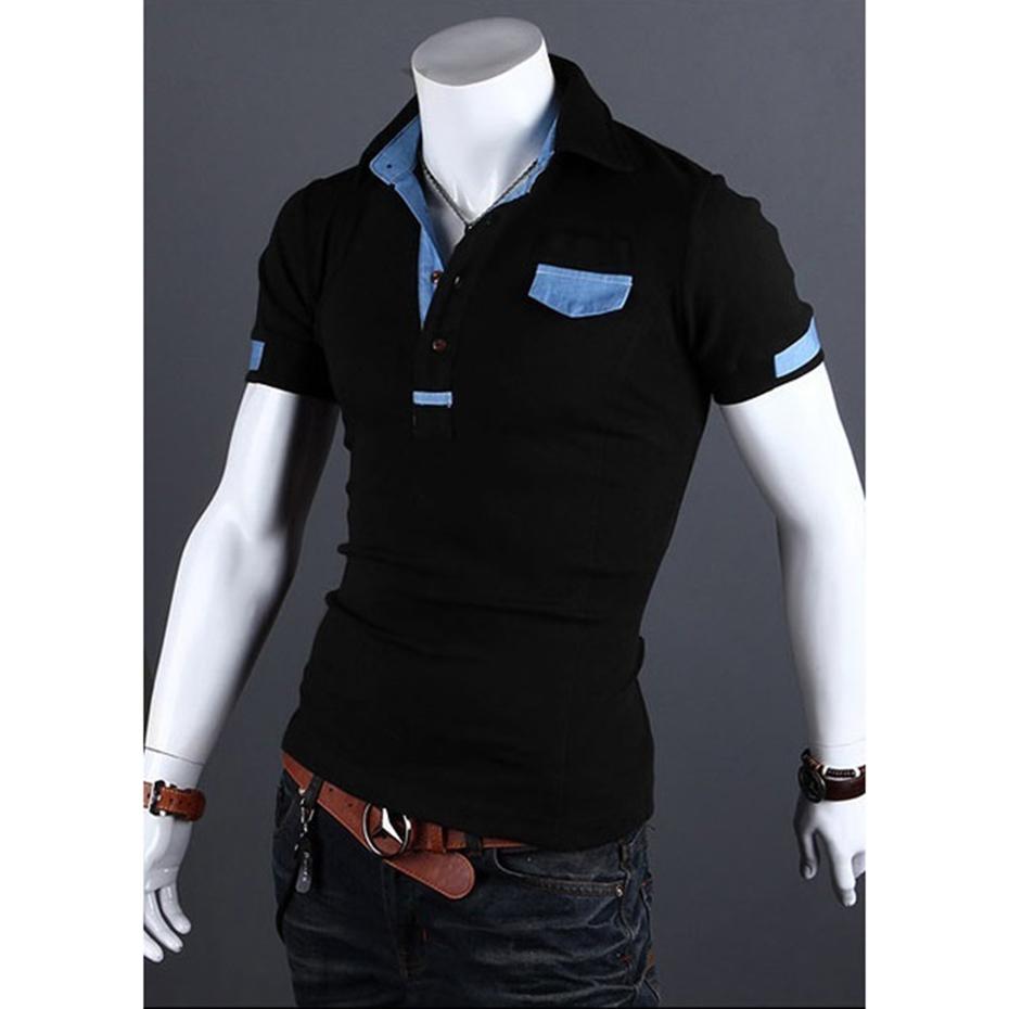 ZOGAA New 2020 Hot Sale Men   Polo   Shirt Brands Male Short Sleeve Casual Slim Solid Color Deer Embroidery   Polo   Shirt