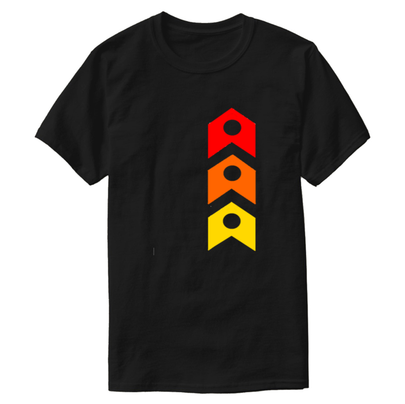 Newest Great Circles In Arrows T Shirt For Men 2020 Streetwear Kawaii Tee Shirt 100% Cotton Anti-Wrinkle Top Quality