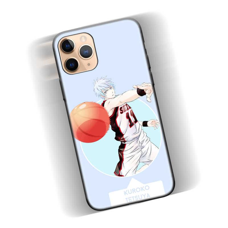 Kuroko No Basket Taiga Daiksoft Del Telefono Del Silicone Della Copertura di Caso per Iphone 11 11Pro X Xr Xs Max 7 7 Più 8 8 Più di 6 6S Plus 7 + 8 + 6 + 6S +
