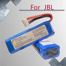 Wysokiej jakości akumulator 3 7V do JBL Charge 3 GSP872693 01 akumulator do głośnika JBL Flip 4 Flip 4 wydanie specjalne tanie tanio Southrol c3f4 Li-ion NONE 3500 mAh CN (pochodzenie) Baterie Tylko