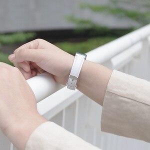 Image 5 - Lederen Horlogebandje Voor Huawei Band 4 Pro Armband Echt Lederen Horloge Band Voor Huawei Band 3 Pro Voor Huawei band 3