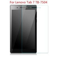 Взрывозащищенное Закаленное стекло для Lenovo Tab 7 ТБ-7504X TB-7504F, Защитное стекло для экрана планшета Tab4 TB-7504 7,0