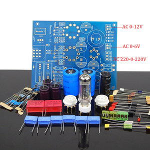 Image 5 - MARANTZ 7 hifi tube Preamplifier board DIY kits for amplifier speaker home audio video system with potentiometer 12AX7 JJ ECC83S