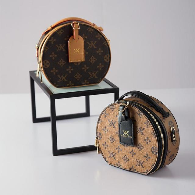 bags for women 2020 new presbyopic fashion small round bag portable travel bag 2