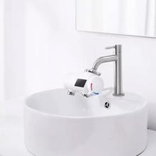 Youpin Xiaoda robinet de chauffage instantané cuisine chauffe eau électrique 30 50 °C température froid chaud robinet réglable