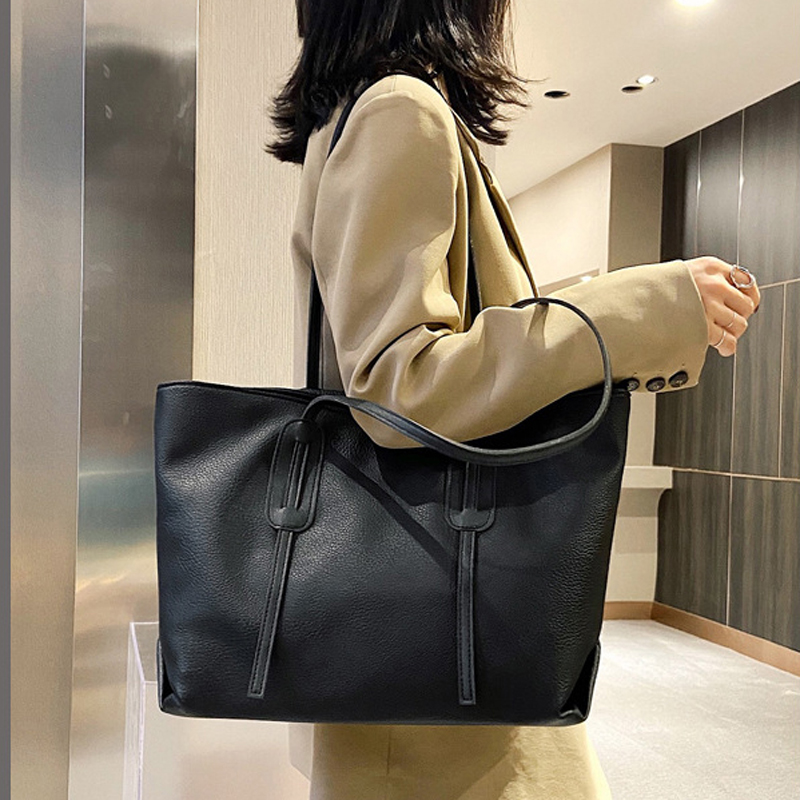 Bolsa feminina nova coreano casual bolsa de