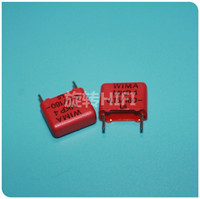 10 adet kırmızı WIMA MKP4 0.15UF 160V PCM10 orijinal yeni MKP 4 154/160V P15mm ses 154 sıcak satış 0.15 uf/160 v 150NF Operasyonel Amplifikatör Çipleri    -