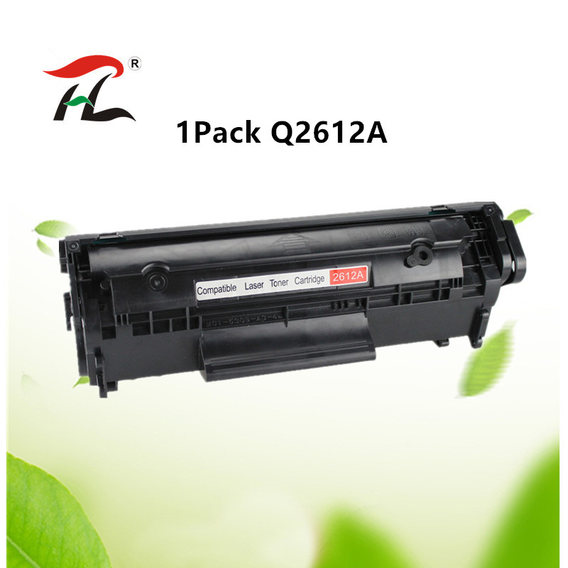 Compatible toner cartridge for HP Q2612A 2612A 12a 2612 LJ 1010 1012 1015 1018 1020 1022 3010 3015 3020 3030 3050 M1005 series|Toner Cartridges| |  - title=